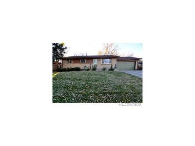 Arvada Single Family Home Active: 6711 Harlan Street