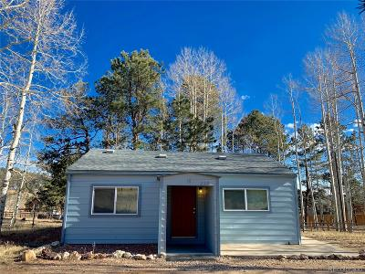 Bailey Single Family Home Under Contract: 220 Burland Drive