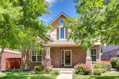 Denver Single Family Home Under Contract: 7065 East 2nd Avenue