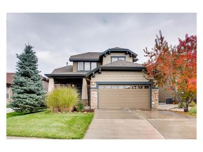 Aurora Single Family Home Active: 23777 East Hinsdale Place