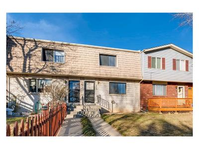 Wheat Ridge Condo/Townhouse Active: 9471 West 47th Avenue