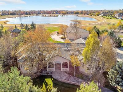 Mead Single Family Home Under Contract: 236 Mulligan Lake Drive