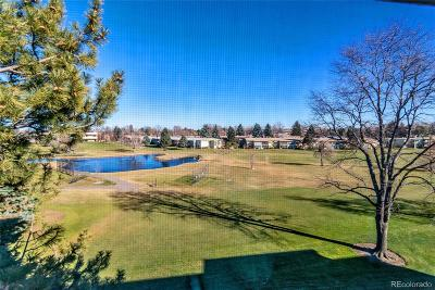 Denver Condo/Townhouse Active: 690 South Alton Way #6D
