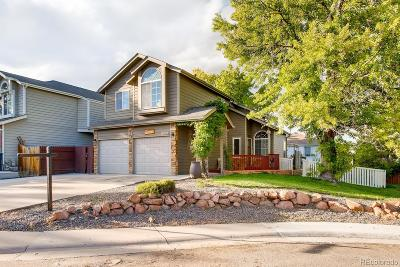 Littleton Single Family Home Under Contract: 10055 Telluride Street