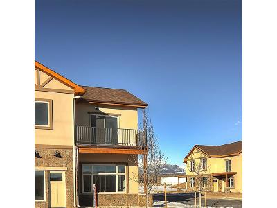 Poncha Springs Condo/Townhouse Under Contract: 206 Summitview Lane