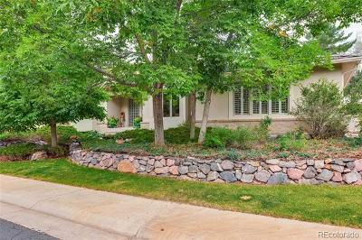 Arapahoe County Single Family Home Active: 6556 South Adams Court