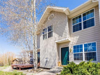 Steamboat Springs Condo/Townhouse Active: 1200 Sparta Plaza #8