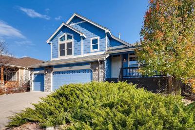 Commerce City Single Family Home Active: 10506 Wheeling Street