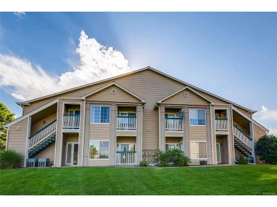 Broomfield Condo/Townhouse Under Contract: 1010 Opal Street #103