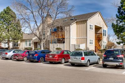 Littleton Condo/Townhouse Under Contract: 9645 West Chatfield Avenue #F