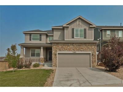 Centennial Single Family Home Active: 22003 East Grand Drive