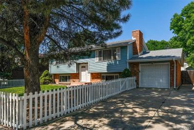 Westminster Single Family Home Active: 9215 Osceola Street