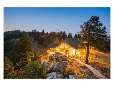 Evergreen Single Family Home Under Contract: 5237 Bear Mountain Drive