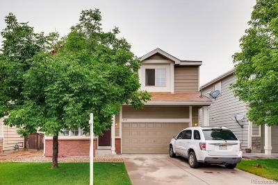 Commerce City Single Family Home Active: 9771 Eagle Creek Parkway