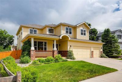 Highlands Ranch Single Family Home Active: 9246 Lark Sparrow Drive