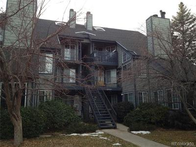 Aurora Condo/Townhouse Active: 12483 East Tennessee Circle #C