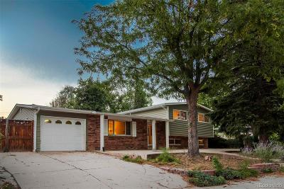 Louisville Single Family Home Active: 1607 Circle Drive