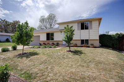 Single Family Home Active: 14935 East Columbia Drive
