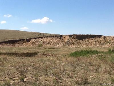 Elbert County Residential Lots & Land Active: County 169 Road