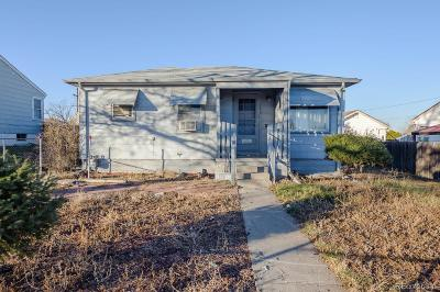 Denver Single Family Home Active: 2679 West Bayaud Avenue
