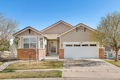 Aurora CO Single Family Home Active: $429,900