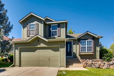 Highlands Ranch, Lone Tree Single Family Home Active: 8353 Sunnyside Court