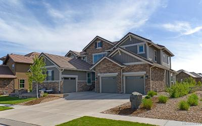 Highlands Ranch Single Family Home Active: 10704 Backcountry Drive