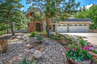 Colorado Springs Single Family Home Active: 1765 Applewood Ridge Court
