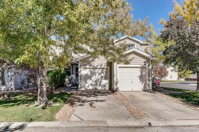 Englewood Condo/Townhouse Active: 7813 South Kalispell Circle