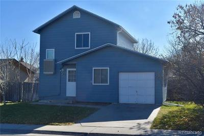 Aurora Rental Active: 4582 South Pagosa Circle