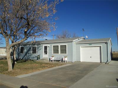 Bennett Single Family Home Under Contract: 200 Elm Street