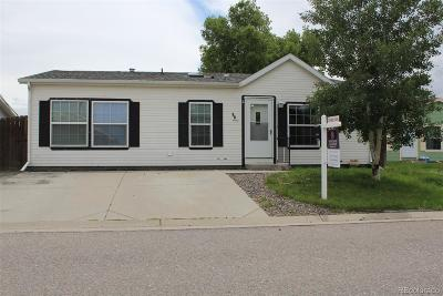Brighton, Henderson, Hudson, Lochbuie Single Family Home Active: 48 Stampede Way
