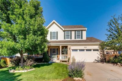 Highlands Ranch Single Family Home Active: 9650 Golden Eagle Drive