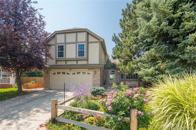 Broomfield Single Family Home Under Contract: 2788 Fernwood Circle