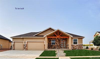 Severance Single Family Home Active: 2549 Branding Iron Drive