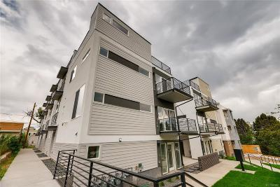 West Colfax Condo/Townhouse Active: 1274 Quitman Street #2