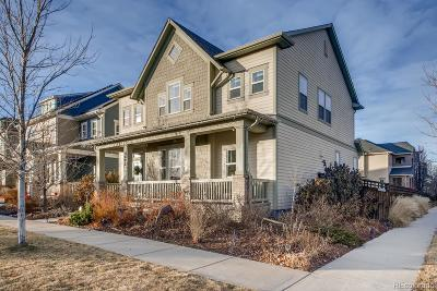 Denver Single Family Home Active: 8697 East 35th Avenue