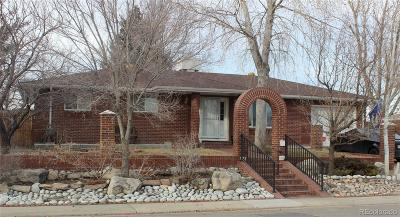 Denver Single Family Home Under Contract: 8232 Louise Drive