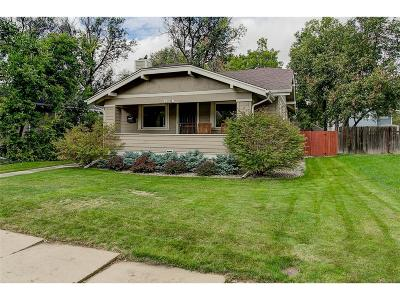 Single Family Home Active: 1931 South Franklin Street