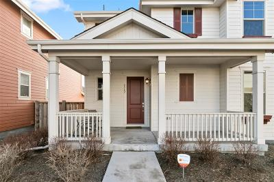 Denver Single Family Home Active: 8562 East 49th Place