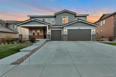 Broomfield Single Family Home Active: 15971 Lookout Point