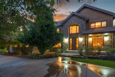 Littleton Single Family Home Under Contract: 6995 South Polo Ridge Drive