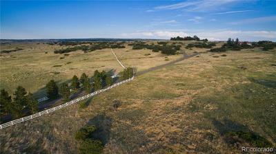 Parker Residential Lots & Land Under Contract: 6234 -a Crowfoot Valley Roads