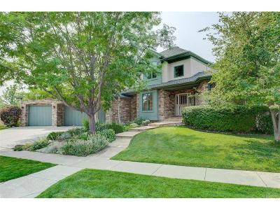 Westminster Single Family Home Active: 10857 Legacy Ridge Way