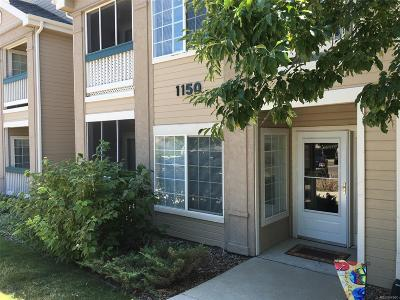 Broomfield County Condo/Townhouse Active: 1150 Opal Street #102