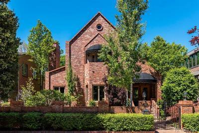 Denver Rental Active: 2409 East Cedar Avenue
