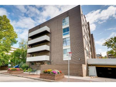 Denver Condo/Townhouse Active: 1050 North Lafayette Street #103