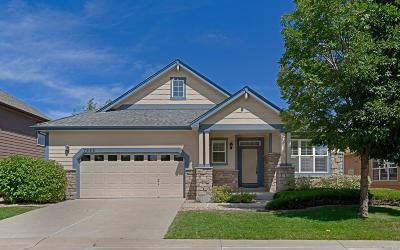 Littleton Single Family Home Under Contract: 7286 South Quail Court