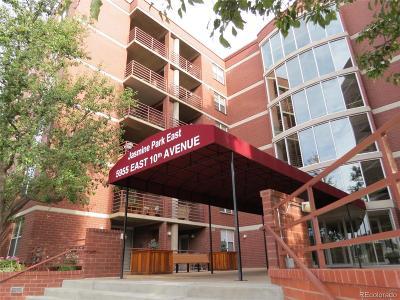 Denver Condo/Townhouse Active: 5955 East 10th Avenue #305
