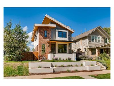Single Family Home Under Contract: 935 South Ogden Street